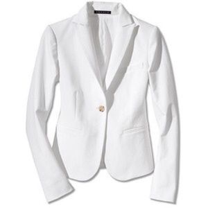 Theory Gabe B White Suit - Blazer